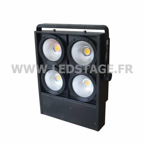 BLINDER LED 4X50W LEDSTAGE marque Française