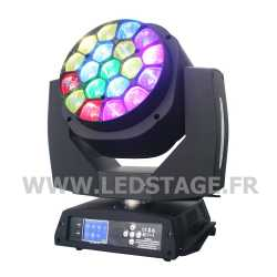 LYRE LED BEE EYE 19x15W RGBW
