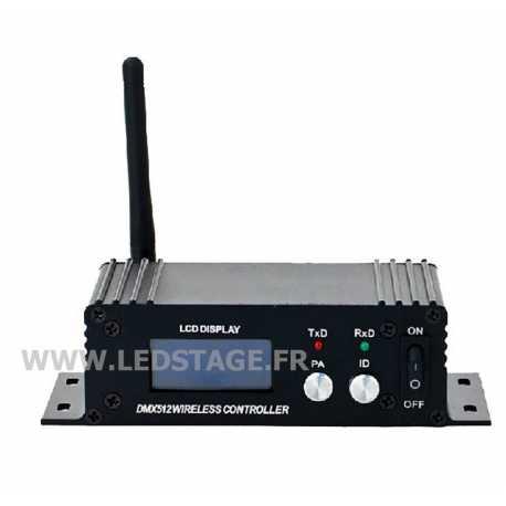 Emetteur DMX 2,4Ghz