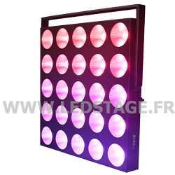 LED MATRIX 25 LED 10W RGBW (4 IN 1 LED)