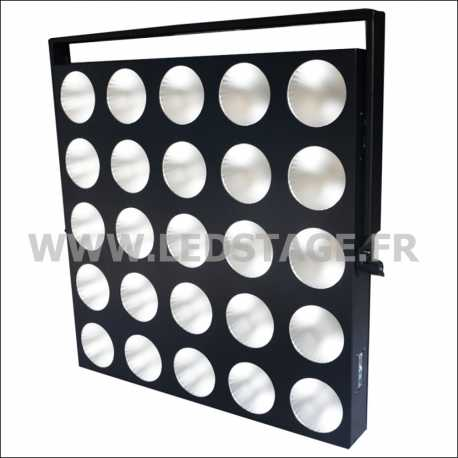 LED MATRIX 25 COB LED BLANC CHAUD 3000°K 3W