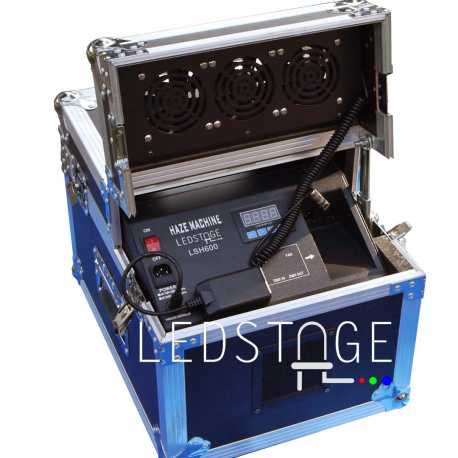 Machine à Brouillard professionelle LSH600 (600W)