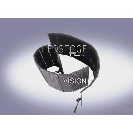 LEDSTAGE VISION 5, rideau vidéo haute définition pitch 5mm