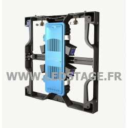 Cabinet Aluminium moulé sous pression (Die-casting) 500mm X 500mm