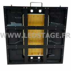 Cabinet Aluminium moulé sous pression (Die-casting) 576mm X 576mm