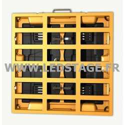 Cabinet Aluminium moulé sous pression (Die-casting) 768mm X 768mm