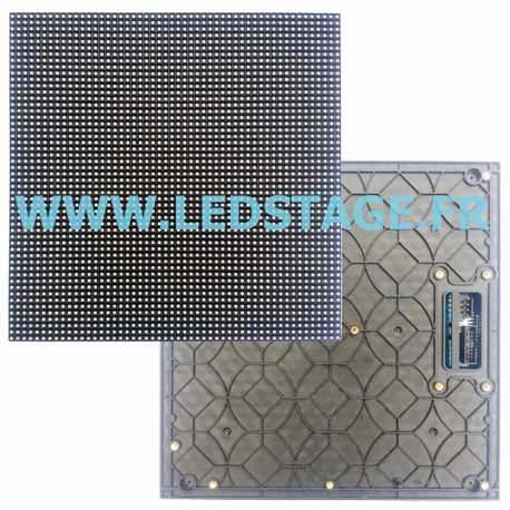 MODULE LED P4.81 (pitch 4.81mm) 250mm X 250mm IP65 outdoor