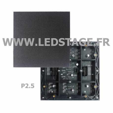 MODULE LED P2.5 (pitch 2,5mm) 160mm X 160mm