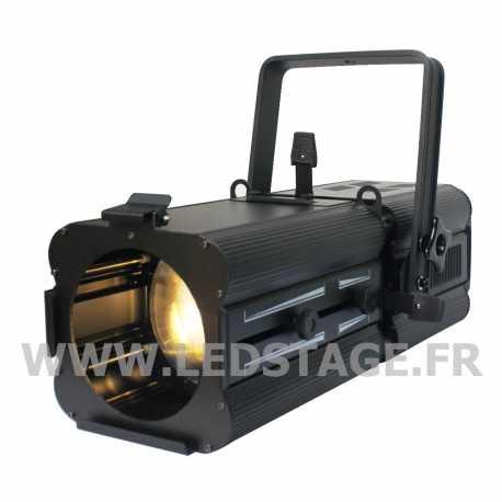 Projecteur DECOUPE ZOOM LED 200W COB LED